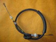 FORD TRANSIT 2.4 (YORK) DIESEL 75-190 (8/1975-1/1978) NEW CLUTCH CABLE - QCC1063